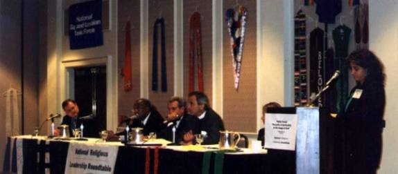 Rabbi Debra Kolodny | As the Spirit Moves Us. National Religious Leadership Roundtable