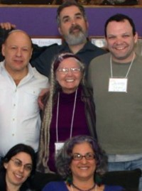 Rabbi Debra Kolodny | As the Spirit Moves Us. Nehirim East Retreat
