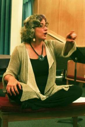 Rabbi Debra Kolodny   As the Spirit Moves Us. TEACHING.