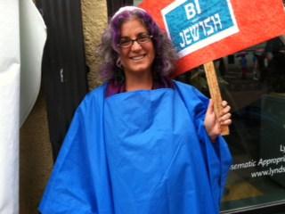 Rabbi Debra Kolodny | As the Spirit Moves Us. WITH SIGN BI JEWISH.