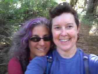 Hike with Brio. RABBI DEBRA KOLODNY - AS THE SPIRIT MOVES US