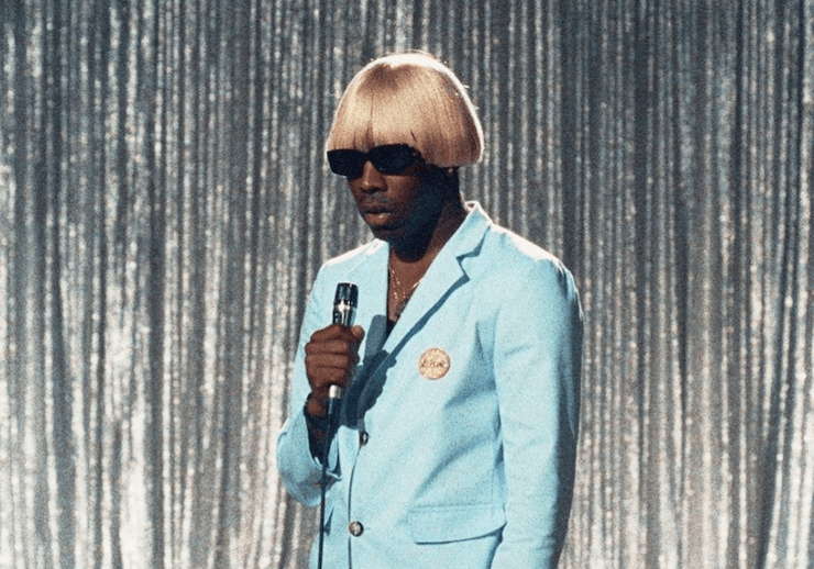 "Watch: Tyler The Creator's ""EARFQUAKE"""