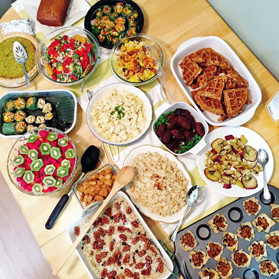 Recipes And Ideas For A Vegan Brunch Potluck Astig Vegan