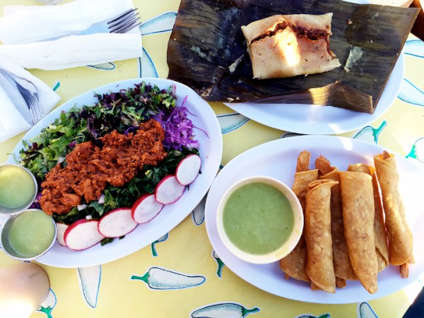 Where to Eat Vegan: Flacos, Berkeley