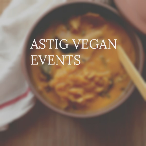 Astig Vegan Upcoming Events 2017