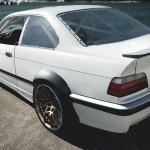 Bmw E36 Coupe Haekspoiler Jdm Race Style Astina Dk