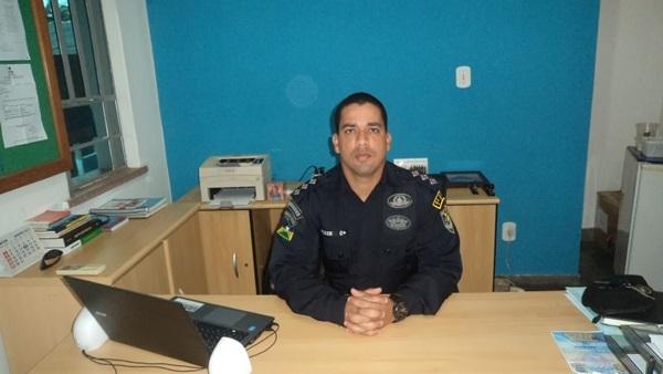 Capitão PM Amorim – subcomandante do 1º Batalhão – comandante em exercício
