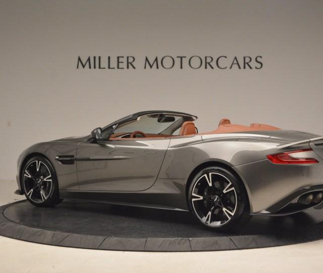 Used  Aston Martin Vanquish S Volante Greenwich Ct