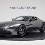 Pre Owned 2020 Aston Martin Vantage Coupe For Sale Special Pricing Aston Martin Of Greenwich Stock 7790