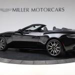 New 2021 Aston Martin Db11 Volante Convertible For Sale 254 416 Aston Martin Of Greenwich Stock A1512