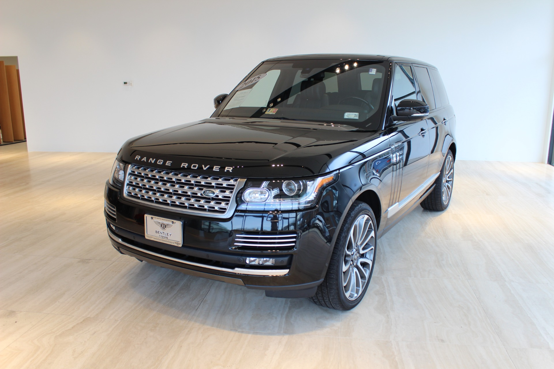 2015 Land Rover Range Rover Autobiography Stock 7N A for
