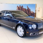 2017 Bentley Mulsanne Stock 7n003190 For Sale Near Vienna Va Va Bentley Dealer