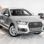 2018 Audi Q7 3 0t Quattro Prestige Stock Pbx29545a For Sale Near Vienna Va Va Audi Dealer