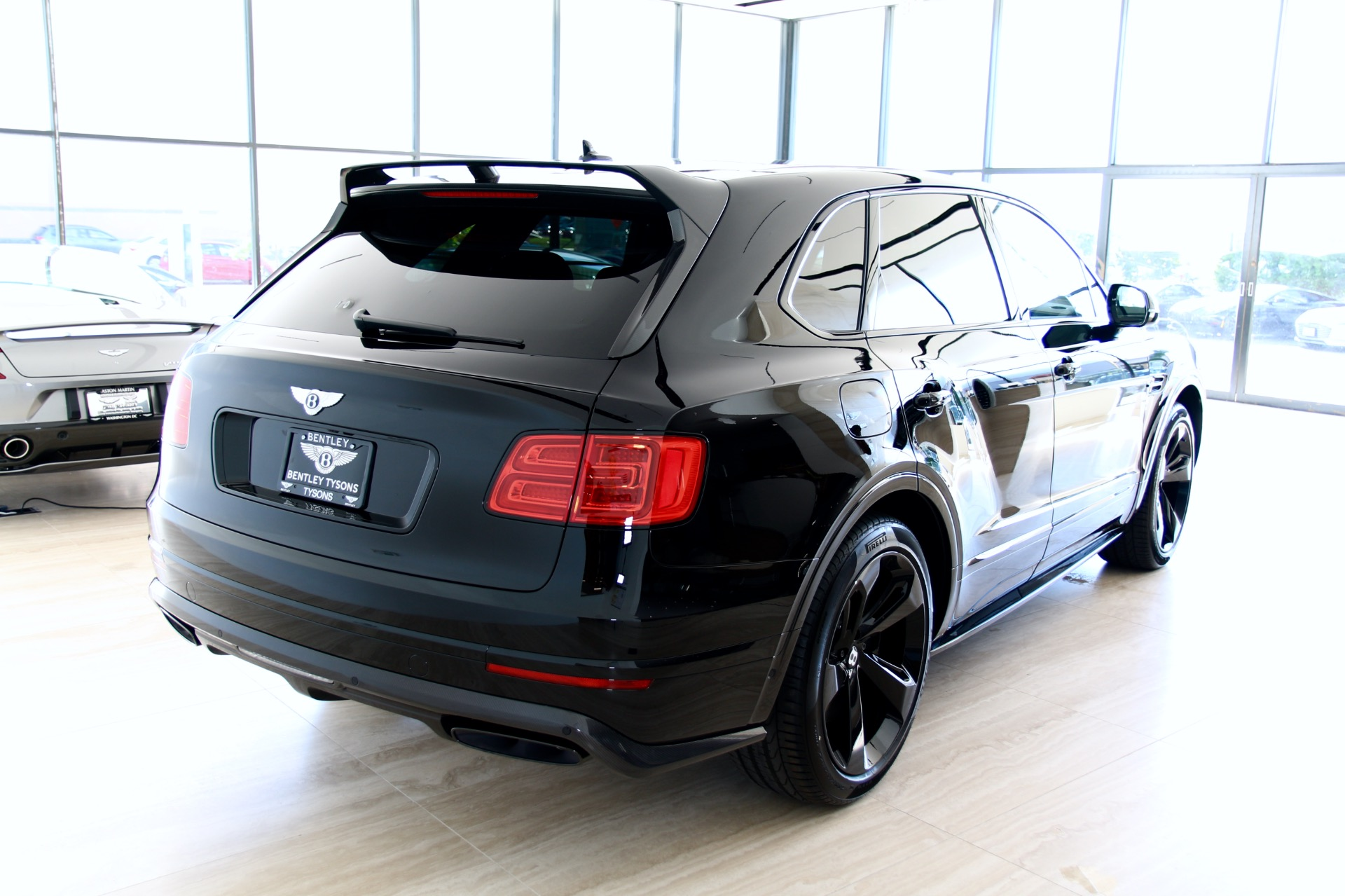 2018 Bentley BENTAYGA W12 BLACK EDITION Stock  8N018676 for sale near Vienna VA  VA Bentley