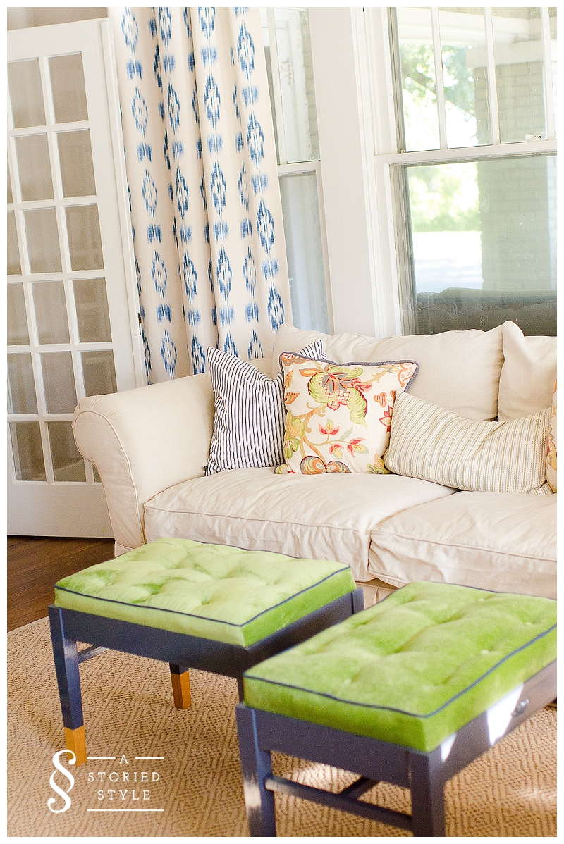 Gebhardt Casual Living Room From Design Board To Transformation A Storied Style