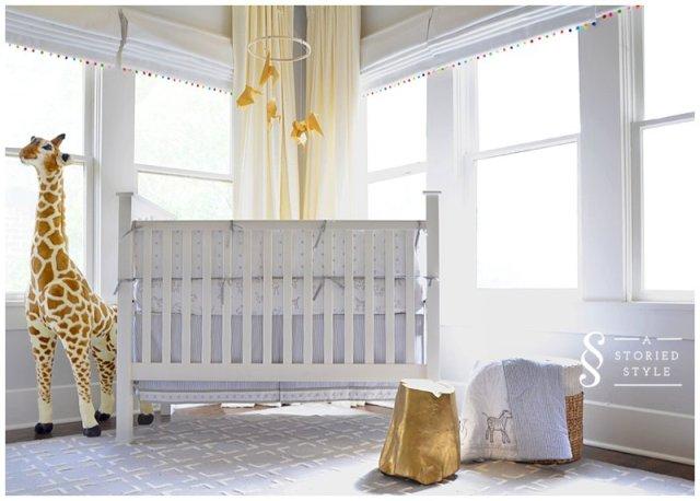 crib styling