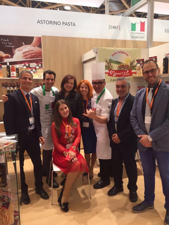 WORLD FOOD DAY 2017 - MOSCA