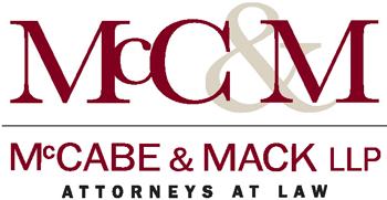 McCabe and Mack logo