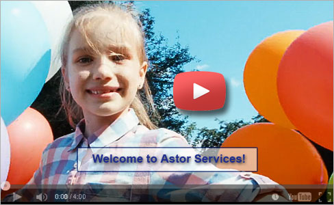 Welcome to Astor! video: play