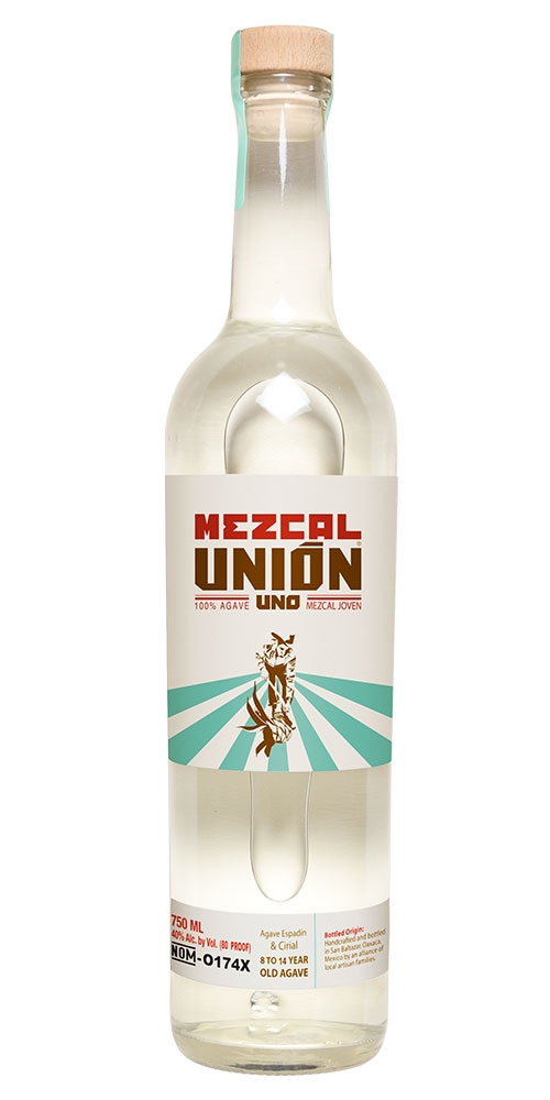 Union Mezcal Uno  Astor Wines  Spirits