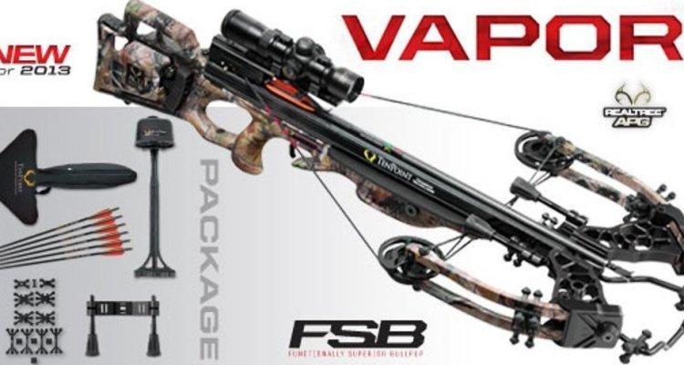 tenpoint vapor crossbow review