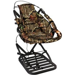 Swivel Chair Tree Stand Folding Job Lot Ultimate Guide To The Best Stands 2019 A Straight Arrow Providing One Of Most Comfortable Vantage Points For Taller Or Larger Hunters Summit 180 Max Sd Climbing Incorporates An