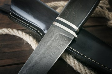 what is damasteel