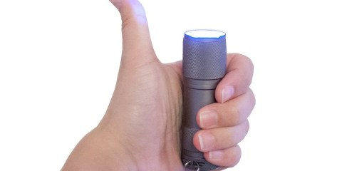 best pocket flashlight featured image