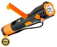 cynergy lifelight crank flashlight image