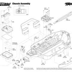 Traxxas Rustler Vxl Parts Diagram 3 Pin Rocker Switch Wiring Exploded View Slash Platinum 1 10 4wd Lcg Pnd