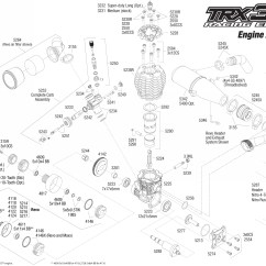 Traxxas Revo 3 Parts Diagram Wiring For Switch To Light Exploded View Engine Trx Astra
