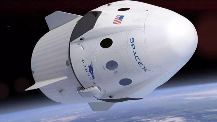Το αμερικανικό διαστημόπλοιο Crew Dragon επέστρεψε στη Γη από τον Διεθνή Διαστημικό Σταθμό