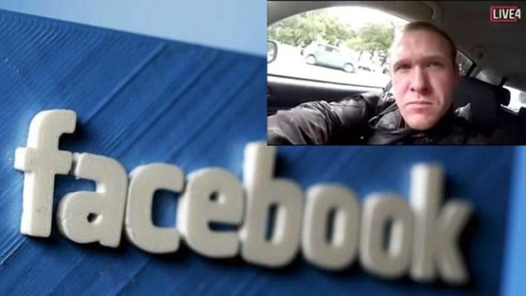 Το Facebook κατέβασε 1,5 εκατομμύρια βίντεο παγκοσμίως από την επίθεση στη Νέα Ζηλανδία