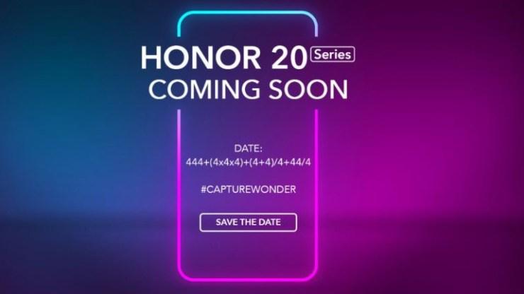 HONOR 20 Series: Η HONOR ετοιμάζεται να παρουσιάσει το πιο σημαντικό της τηλέφωνο