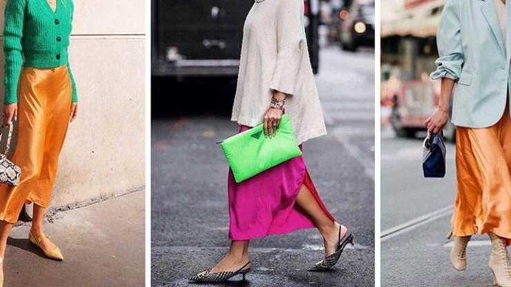 Η slip φούστα είναι επίσημα η φούστα του 2019!