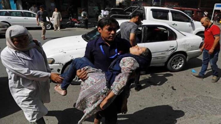 Αφγανιστάν: Έκρηξη βόμβας σε γαμήλια τελετή στην Καμπούλ