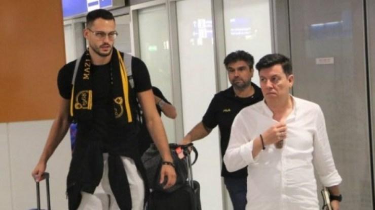 Μπάσκετ: Στην Αθήνα για την ΑΕΚ ο Στέφαν Γιάνκοβιτς