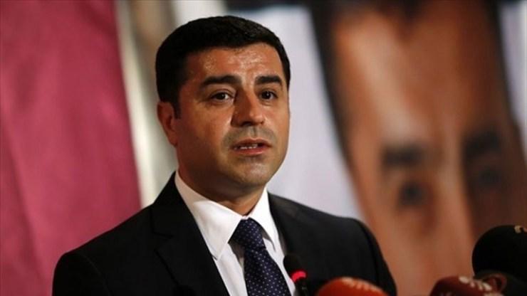 Τουρκία: Δικηγόροι ζητούν την αποφυλάκιση του κούρδου πολιτικού ηγέτη Ντεμιρτάς