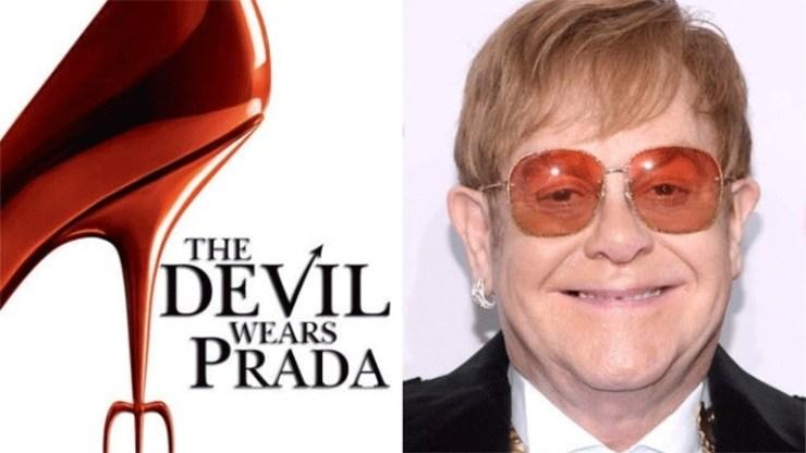 Με μουσική Έλτον Τζον, το μιούζικαλ «Ο Διάβολος Φορούσε Πράντα»