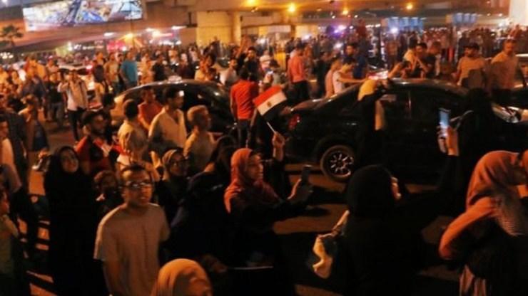 Διαδηλώσεις κατά του προέδρου Σίσι στην Αίγυπτο