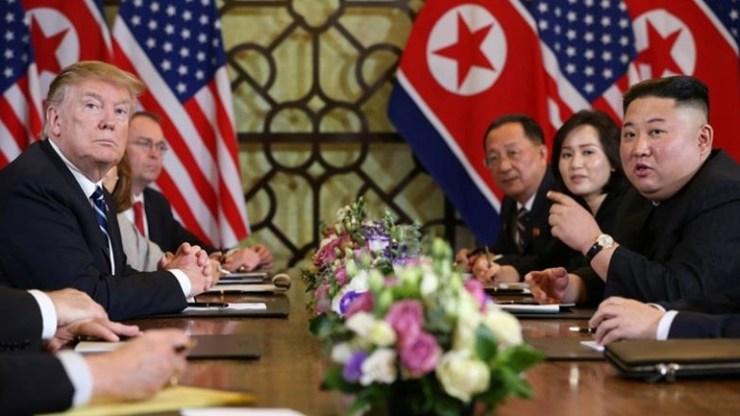 Νότια Κορέα: Οι διαβουλεύσεις μεταξύ ΗΠΑ και Βόρειας Κορέας ενδέχεται να επαναληφθούν σε δύο ή τρεις εβδομάδες