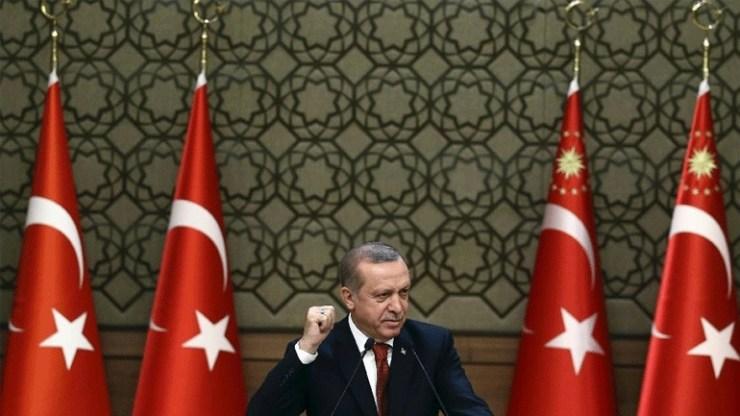 Τουρκία: «Πράσινο φως» από το Κοινοβούλιο για στρατιωτικές επιχειρήσεις σε Συρία και βόρειο Ιράκ