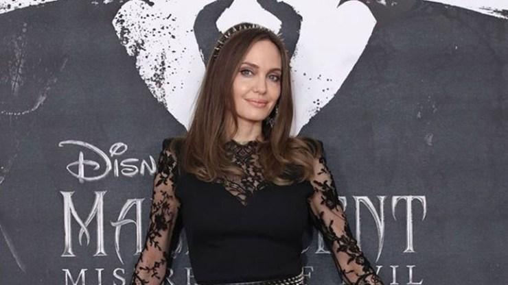 H wild & sexy εμφάνιση της Angelina Jolie στο Λονδίνο