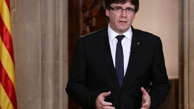 Ελεύθερος υπό όρους ο πρώην πρόεδρος της Καταλονίας  Κάρλες Πουτζντεμόν