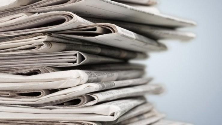 Τα πρωτοσέλιδα των εφημερίδων του Σαββάτου