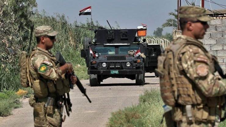 Ιράκ: Δύο στελέχη των δυνάμεων ασφαλείας σκοτώθηκαν σε επιθέσεις του ISIS
