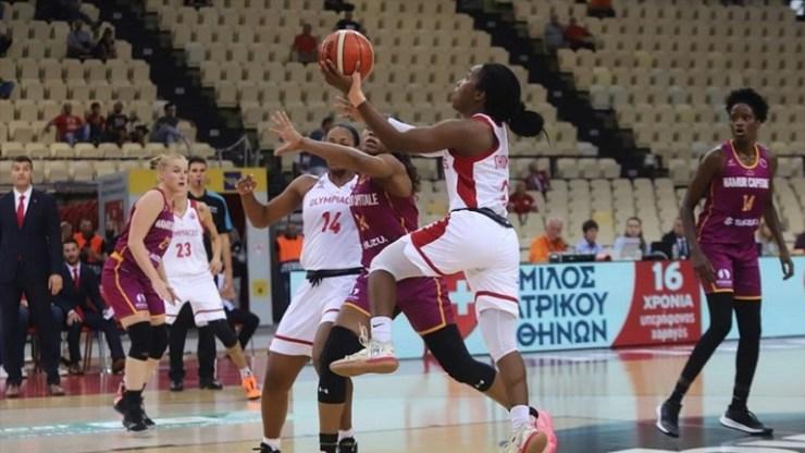 Μπάσκετ: Ήττα για τις γυναίκες του Ολυμπιακού στην Ισπανία