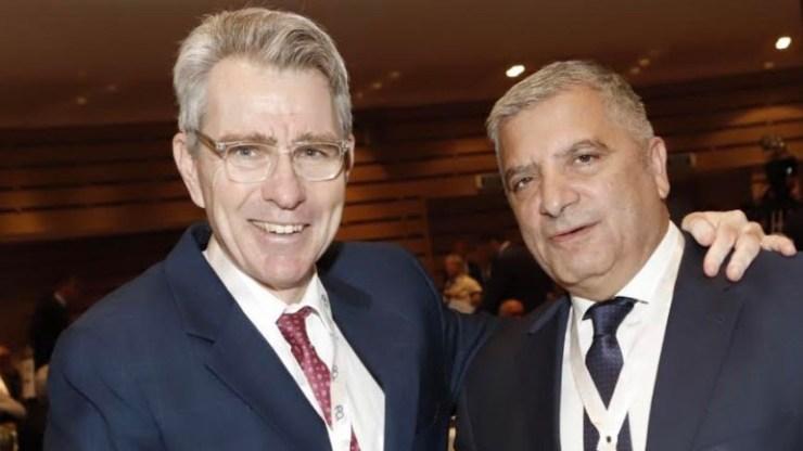 «Στις προτεραιότητες της Περιφέρειας Αττικής, η αναβάθμιση του στρατηγικού ρόλου της χώρας στη Μεσόγειο»