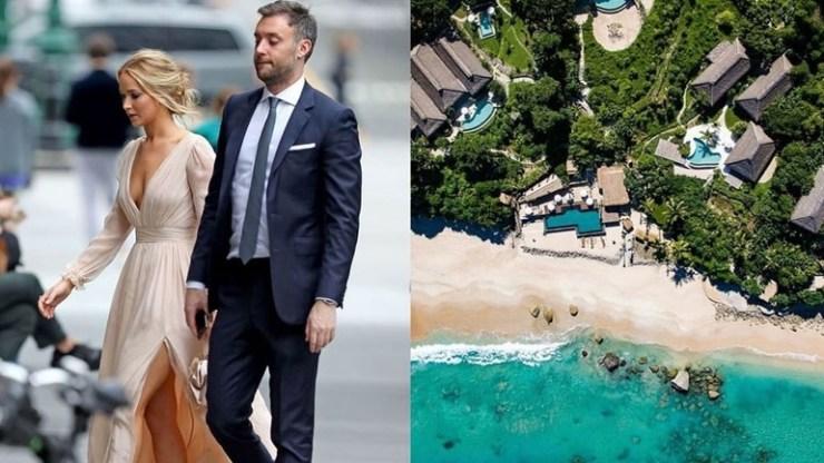Jennifer Lawrence & Cooke Maroney: To θέρετρο στην Ινδονησία που επέλεξαν για το γαμήλιο ταξίδι τους