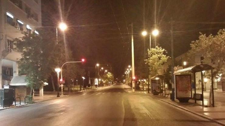 Στην κυκλοφορία δόθηκαν όλοι οι δρόμοι της Αθήνας